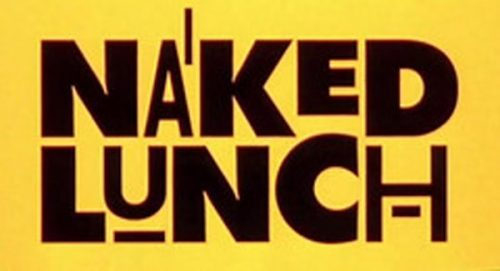 Naked Lunch Title Treatment