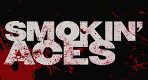 Smokin Aces Title Treatment