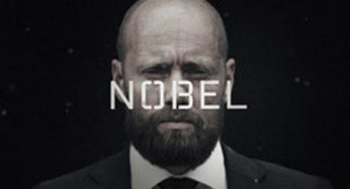Nobel Title Treatment