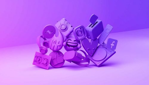 Facebook Stories Campaign – 3D Emojis