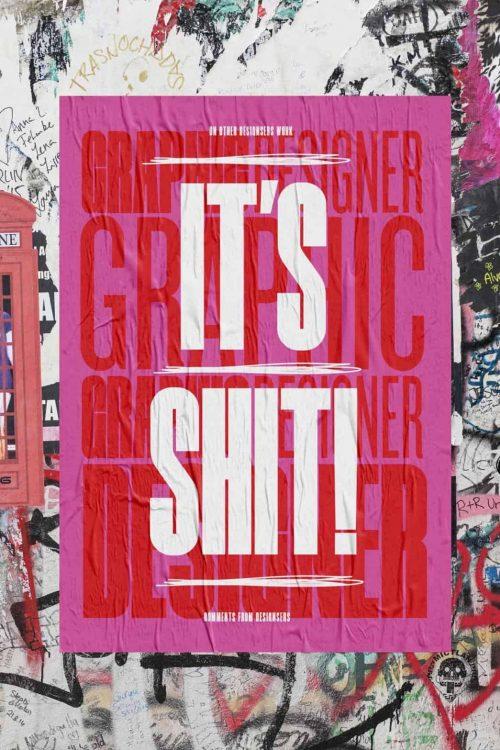 Nicholas Barclay – Graphic Designers – Negative Posters 03