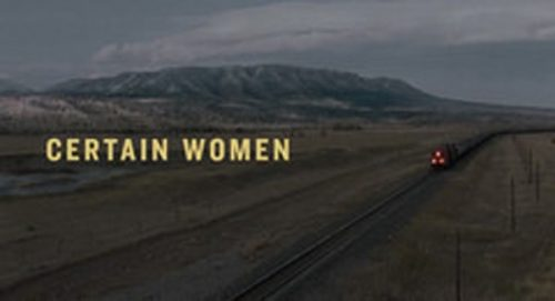 Certain Women Title Treatment