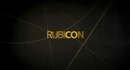 Rubicon Title Treatment