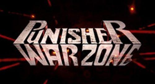 Punisher Warzone Title Treatment