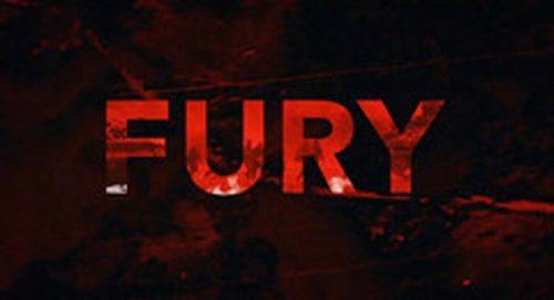 Fury Title Treatment
