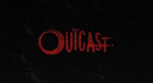 Outcast Title Treatment