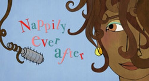 Nappily Ever After Title Treatment