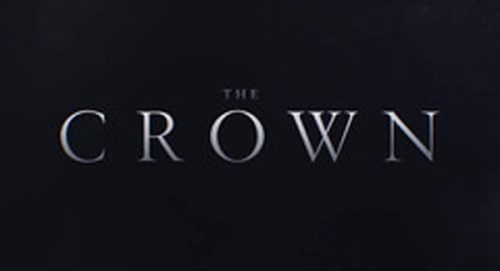 The Crown Title Treatment