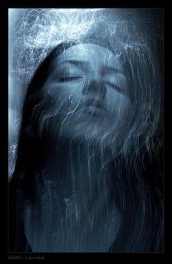 Plamena Koeva – Light Streak Double Exposure Minimal Photography 02