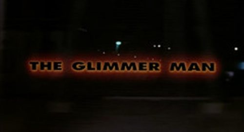 The Glimmer Man Title Treatment