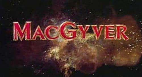 MacGyver Title Treatment
