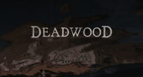 Deadwood Title Treatment