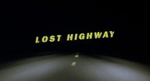 Lost Highway Title Treatment