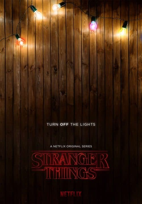 Stranger Things Alternative Movie Posters 001