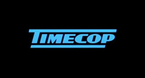 Timecop Title Treatment