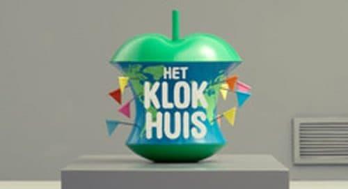The Klok Huis Title Treatment