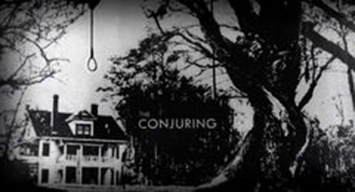 The Conjuring Title Treatment