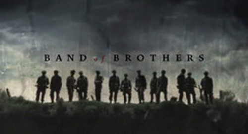 Band of Brothers Title Treatment