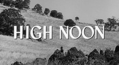 High Noon Title Treatment