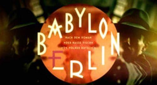 Babylon Title Treatment