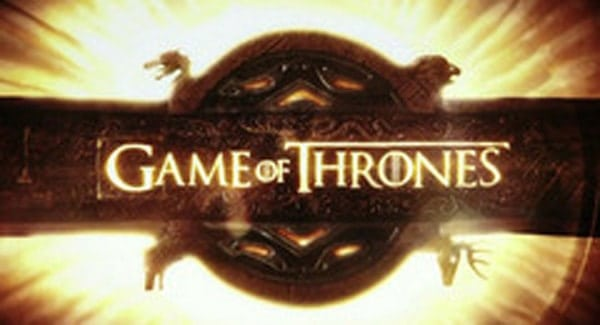 Game of Thrones Title Treatment