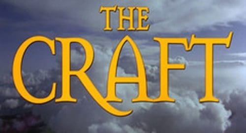 The Craft Title Treatment