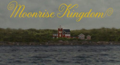 Moonrise Kingdom Title Treatment