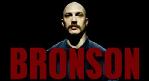 Bronson Title Treatment