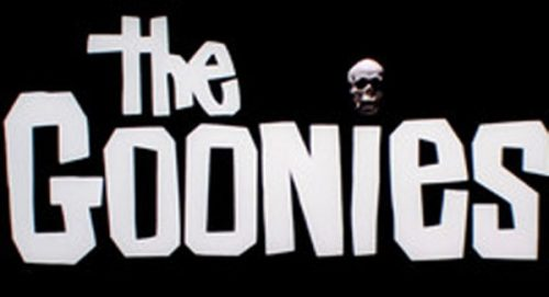 The Goonies Title Treatment