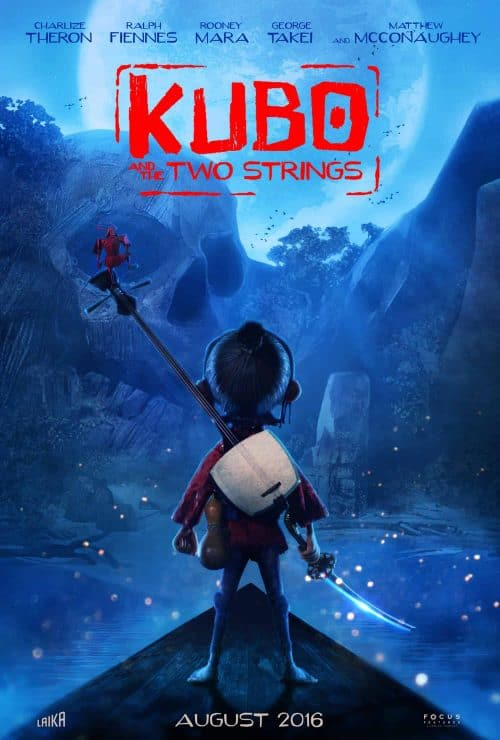 Tynell Marcelline – Kubo and the Two Strings – Key Art