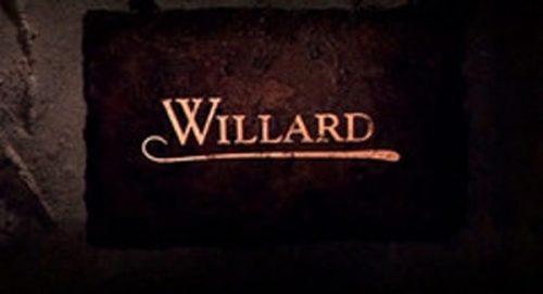 Willard Title Treatment