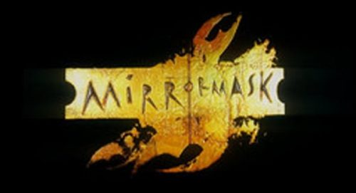 Mirrormask Title Treatment