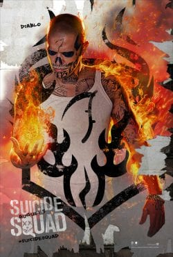 Tynell Marcelline – Suicide Squad – Key Art Poster