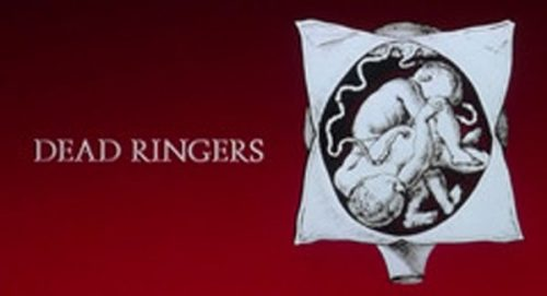 Dead Ringers Title Treatment