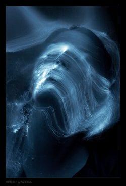 Plamena Koeva – Light Streak Double Exposure Minimal Photography 06
