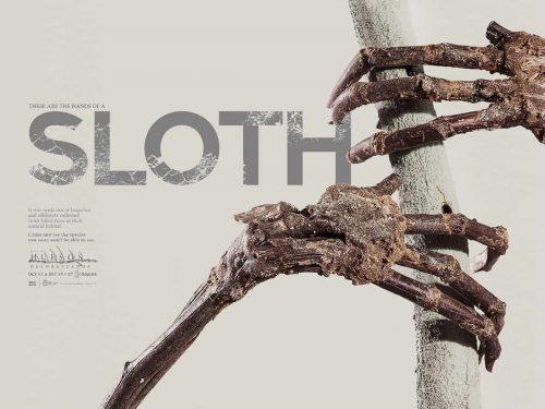 Deforested Bones – Universidad Nacional De Colombia Poster Design Ads 005