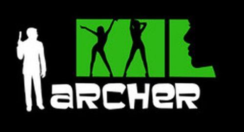 Archer Title Treatment