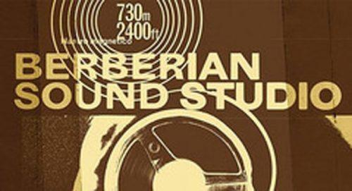 Berberian Sound Studio Title Treatment