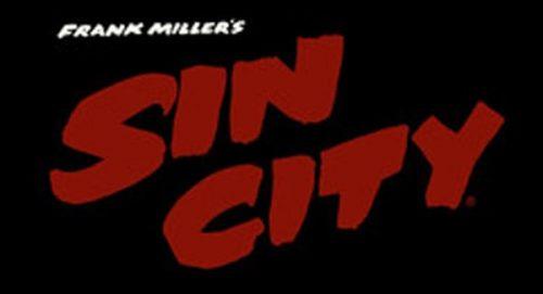 Sin City Title Treatment