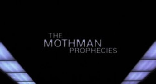 The Mothman Prophecies Title Treatment