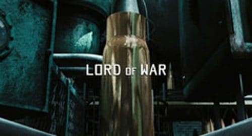 Lord of War Title Treatment