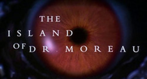 The Island of Dr. Moreau Title Treatment