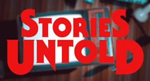 Stories Untold Title Treatment