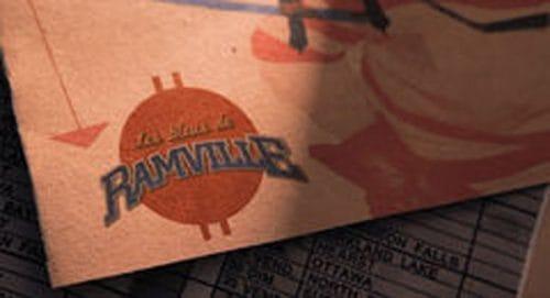 Les Bleus de Ramville Title Treatment