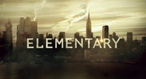 Elementary Title Treatment