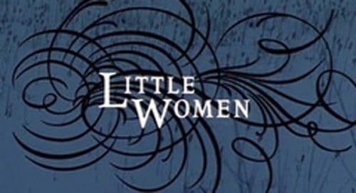 Little Women Title Treatment