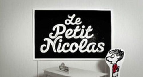 Le Petit Nicolas Title Treatment