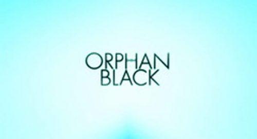 Orphan Black Title Treatment