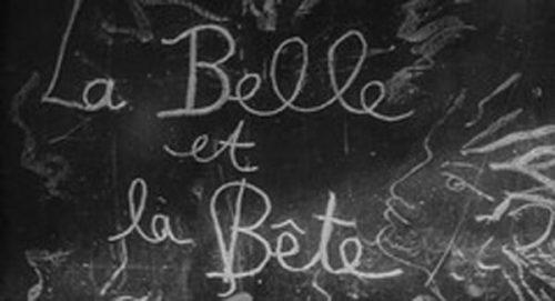 La Belle et la Bete Title Treatment