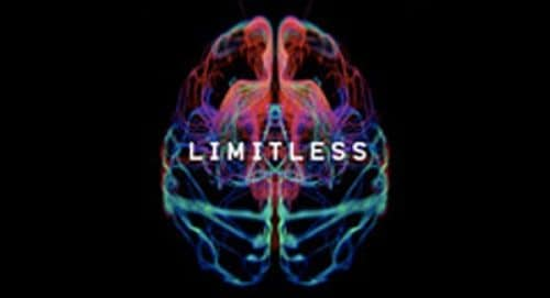 Limitless Title Treatment